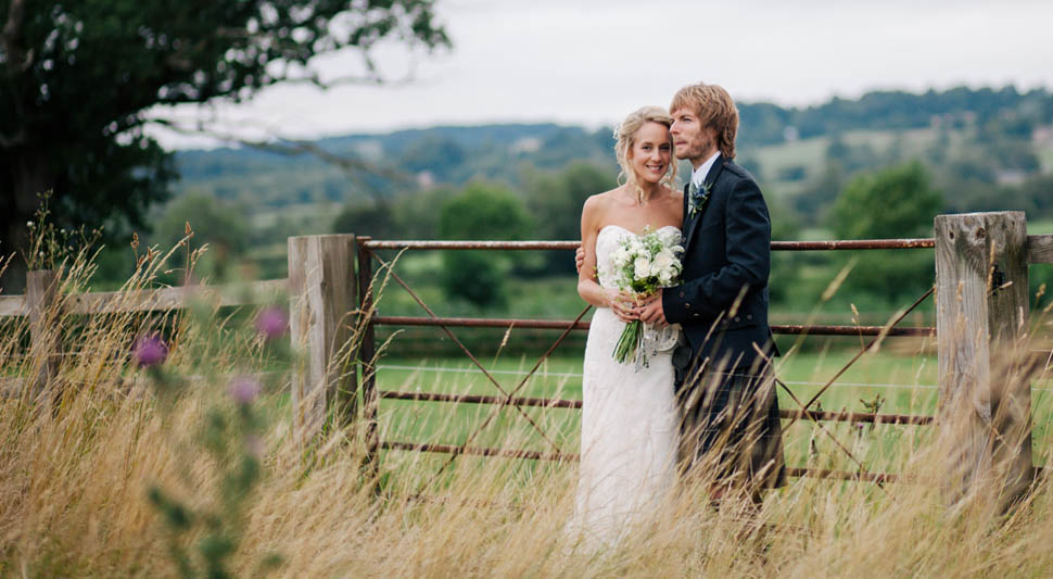 Cotswolds Wedding Photography - Kate and Chris