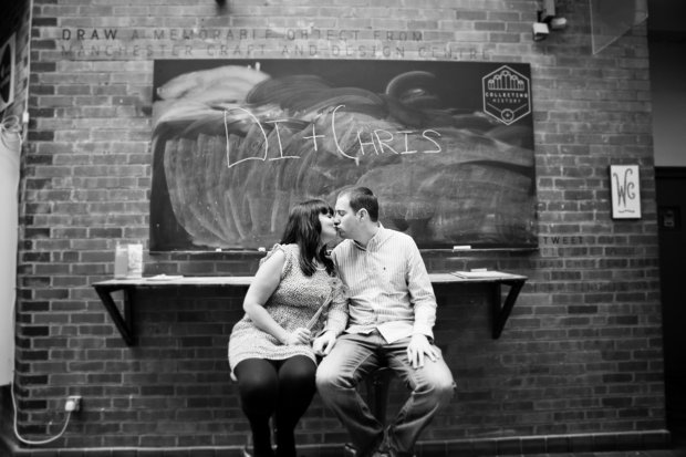 Manchester Engagement Photography - Di and Chris