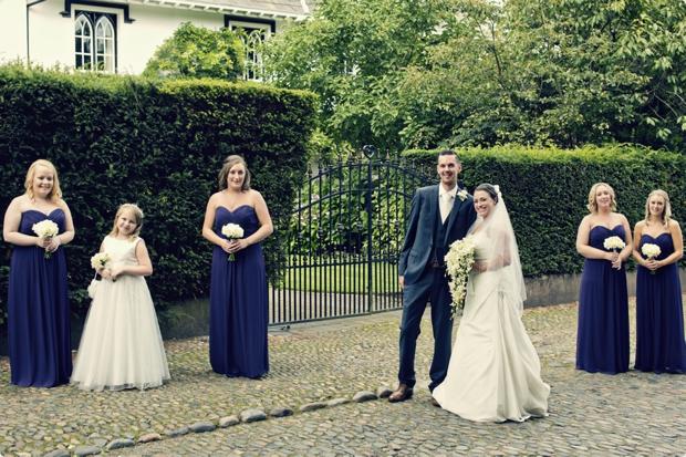 Cheshire Wedding Photography Mark and Jenny Mere Court Hotel_0033