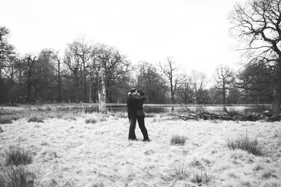 Cheshire Wedding Photographer Dunham Massey Engagement Shoot Nick and Lucy_0001