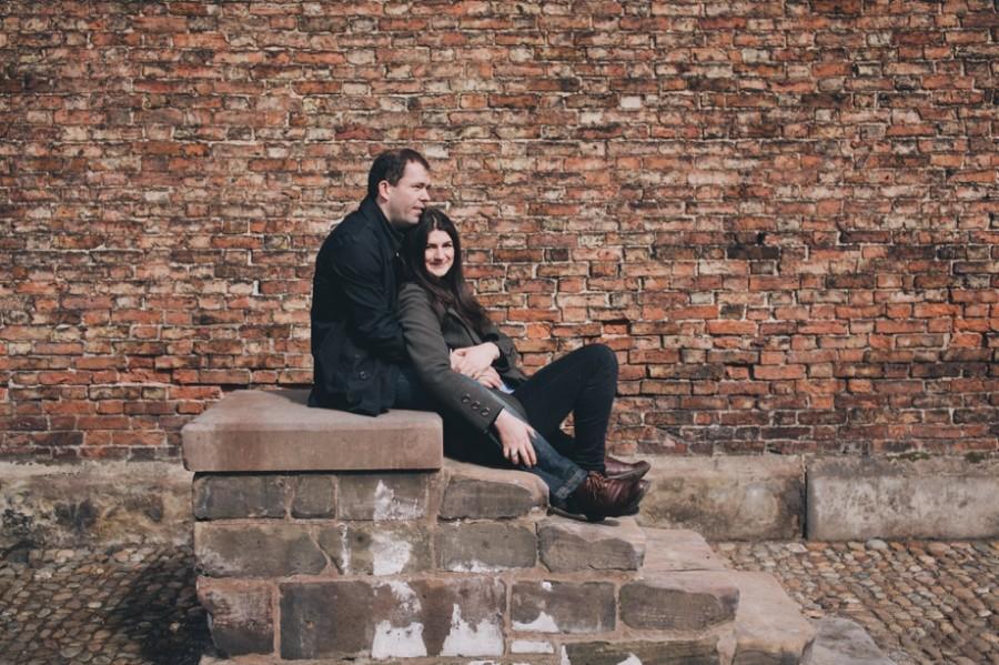 Cheshire Wedding Photographer Dunham Massey Engagement Shoot Nick and Lucy_0006