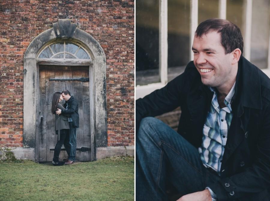 Cheshire Wedding Photographer Dunham Massey Engagement Shoot Nick and Lucy_0007