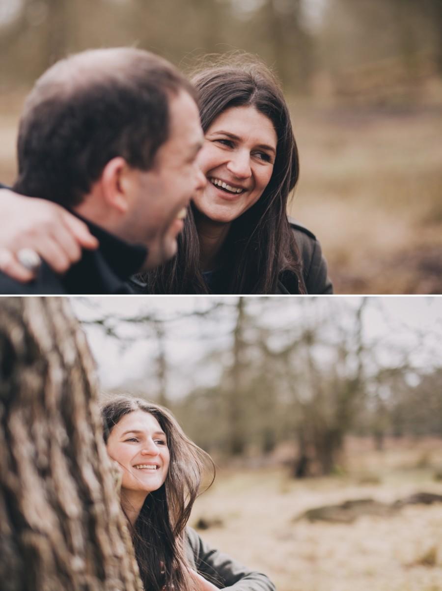 Cheshire Wedding Photographer Dunham Massey Engagement Shoot Nick and Lucy_0012