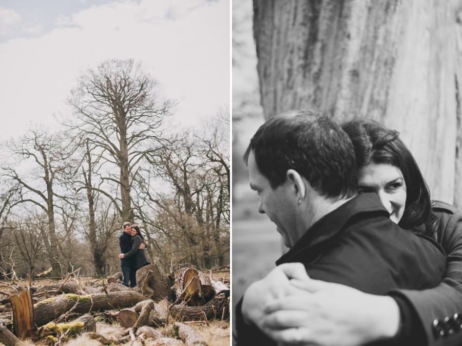 Cheshire Wedding Photographer Dunham Massey Engagement Shoot Nick and Lucy_0014