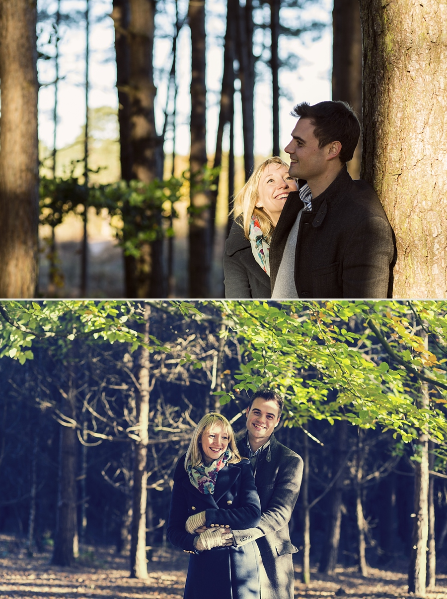 Cheshire Wedding Photographer Delamere Forest engagement shoot Sarah and Adrian_0001