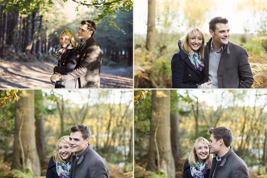Cheshire Wedding Photographer Delamere Forest engagement shoot Sarah and Adrian_0002
