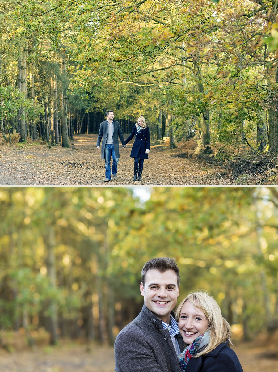 Cheshire Wedding Photographer Delamere Forest engagement shoot Sarah and Adrian_0003