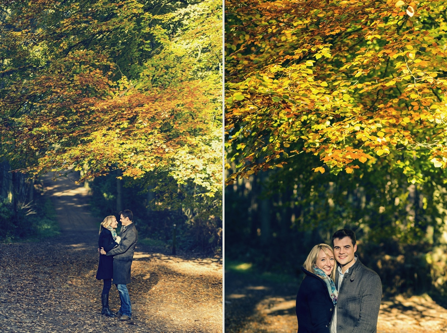 Cheshire Wedding Photographer Delamere Forest engagement shoot Sarah and Adrian_0005