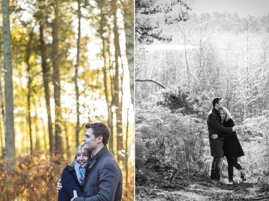 Cheshire Wedding Photographer Delamere Forest engagement shoot Sarah and Adrian_0007