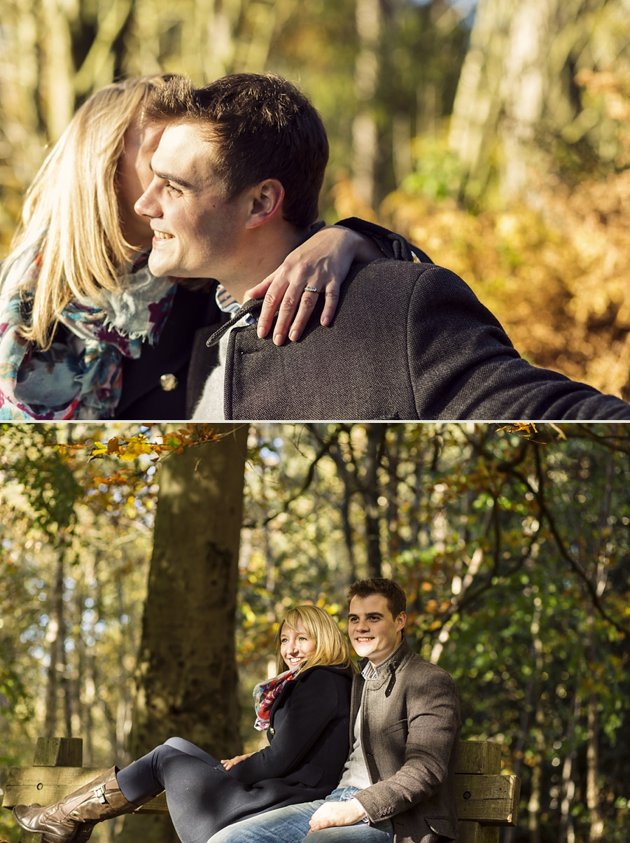 Cheshire Wedding Photographer Delamere Forest engagement shoot Sarah and Adrian_0008