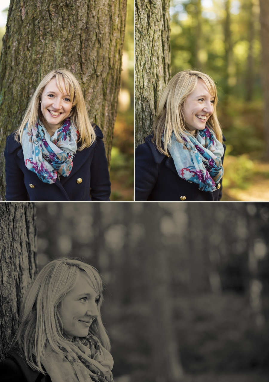 Cheshire Wedding Photographer Delamere Forest engagement shoot Sarah and Adrian_0009