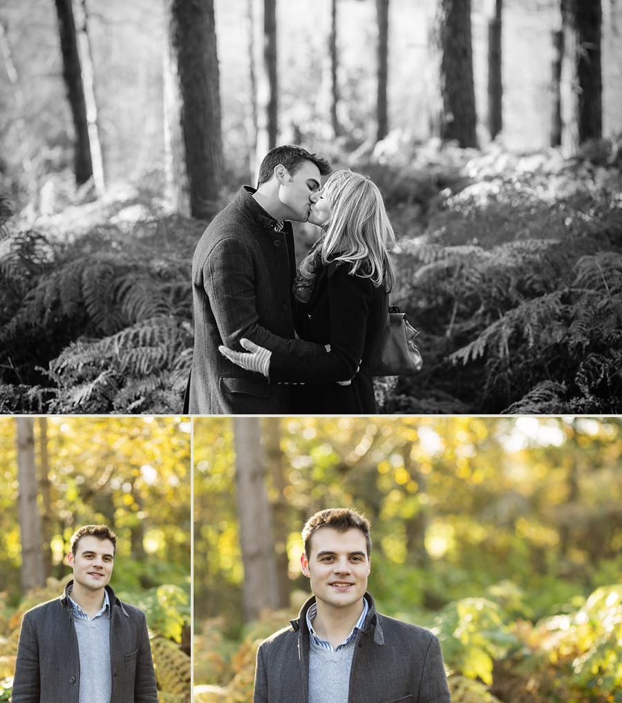 Cheshire Wedding Photographer Delamere Forest engagement shoot Sarah and Adrian_0010