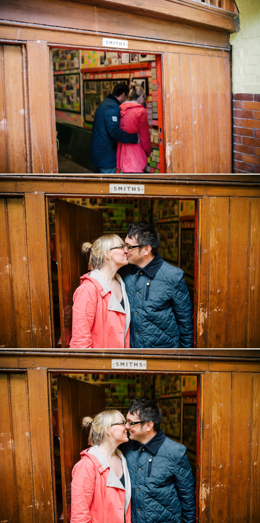 Cheshire Wedding Photographer Manchester Engagement Shoot Salford Lads Club Lauren and Warren_0003