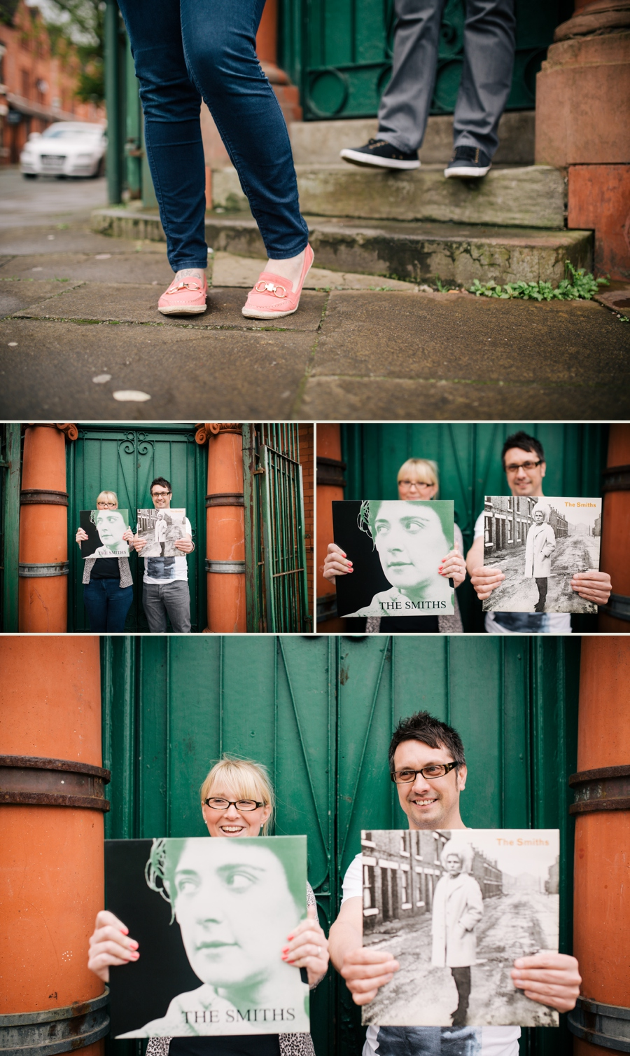 Cheshire Wedding Photographer Manchester Engagement Shoot Salford Lads Club Lauren and Warren_0013