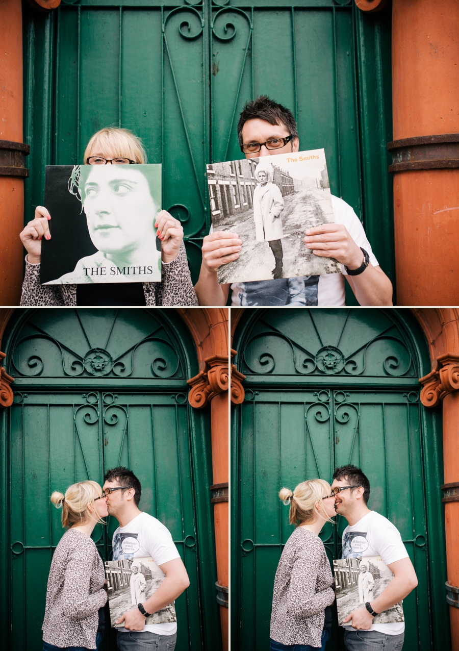 Cheshire Wedding Photographer Manchester Engagement Shoot Salford Lads Club Lauren and Warren_0014