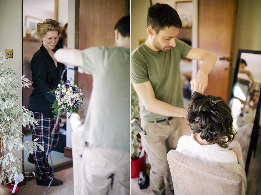 Cheshire Wedding Photographer West Sussex Wedding Rumbolds BArn Anth and Tim_0006
