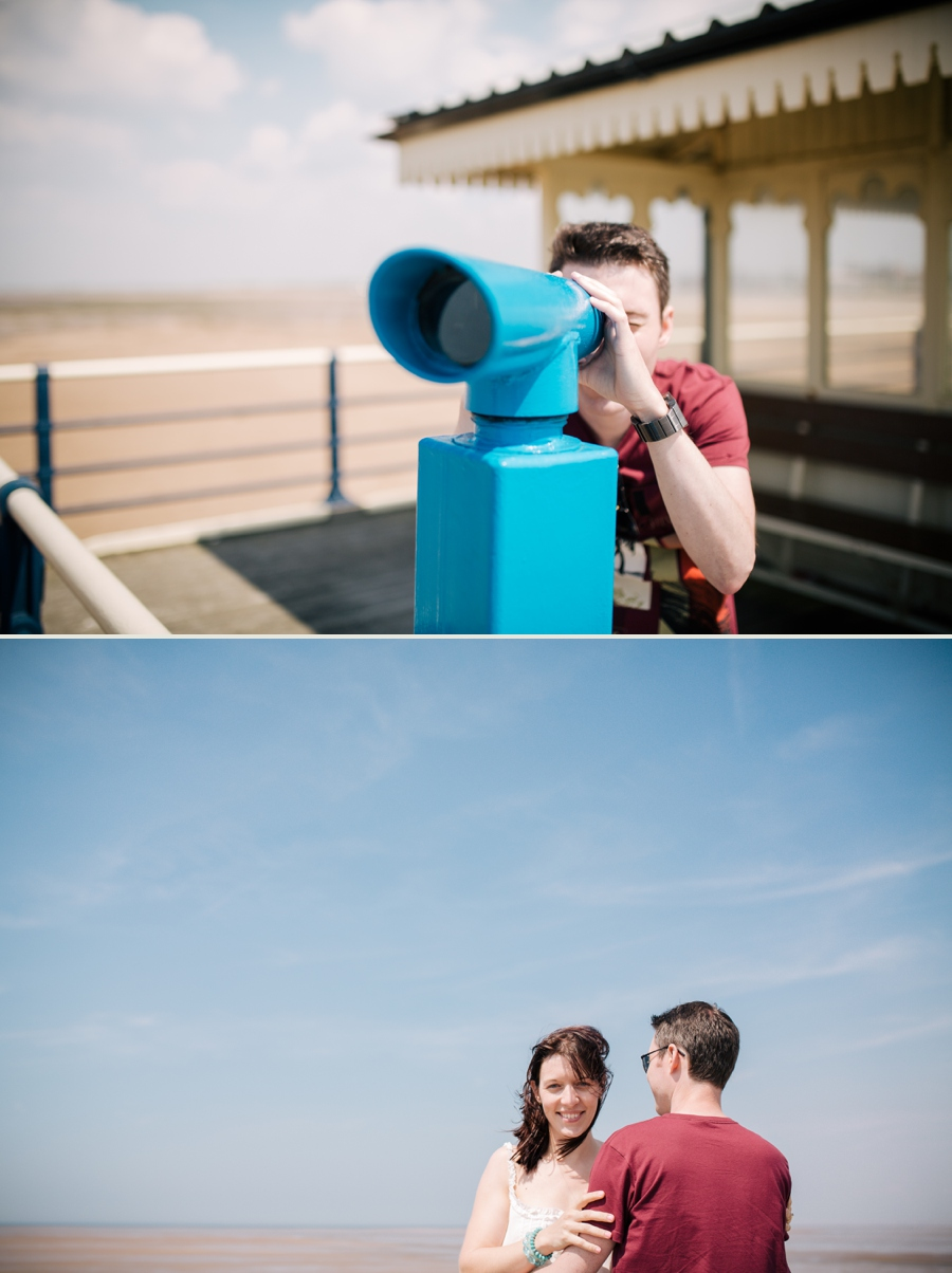 Cheshire Wedding Photographer Formby Engagement Shoot Alison and Tony_0006