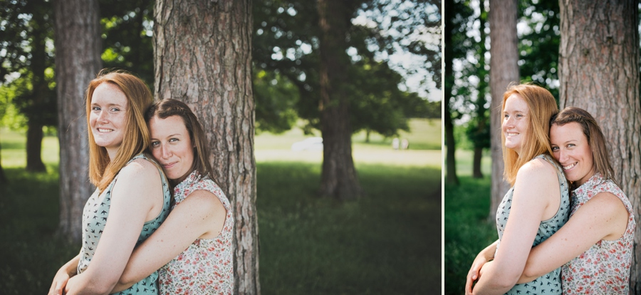 Cheshire Wedding Photographer Tatton Park Engagement Shoot Kris and Stef_0008