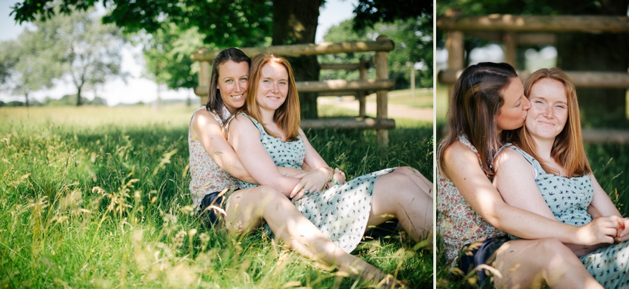 Cheshire Wedding Photographer Tatton Park Engagement Shoot Kris and Stef_0012
