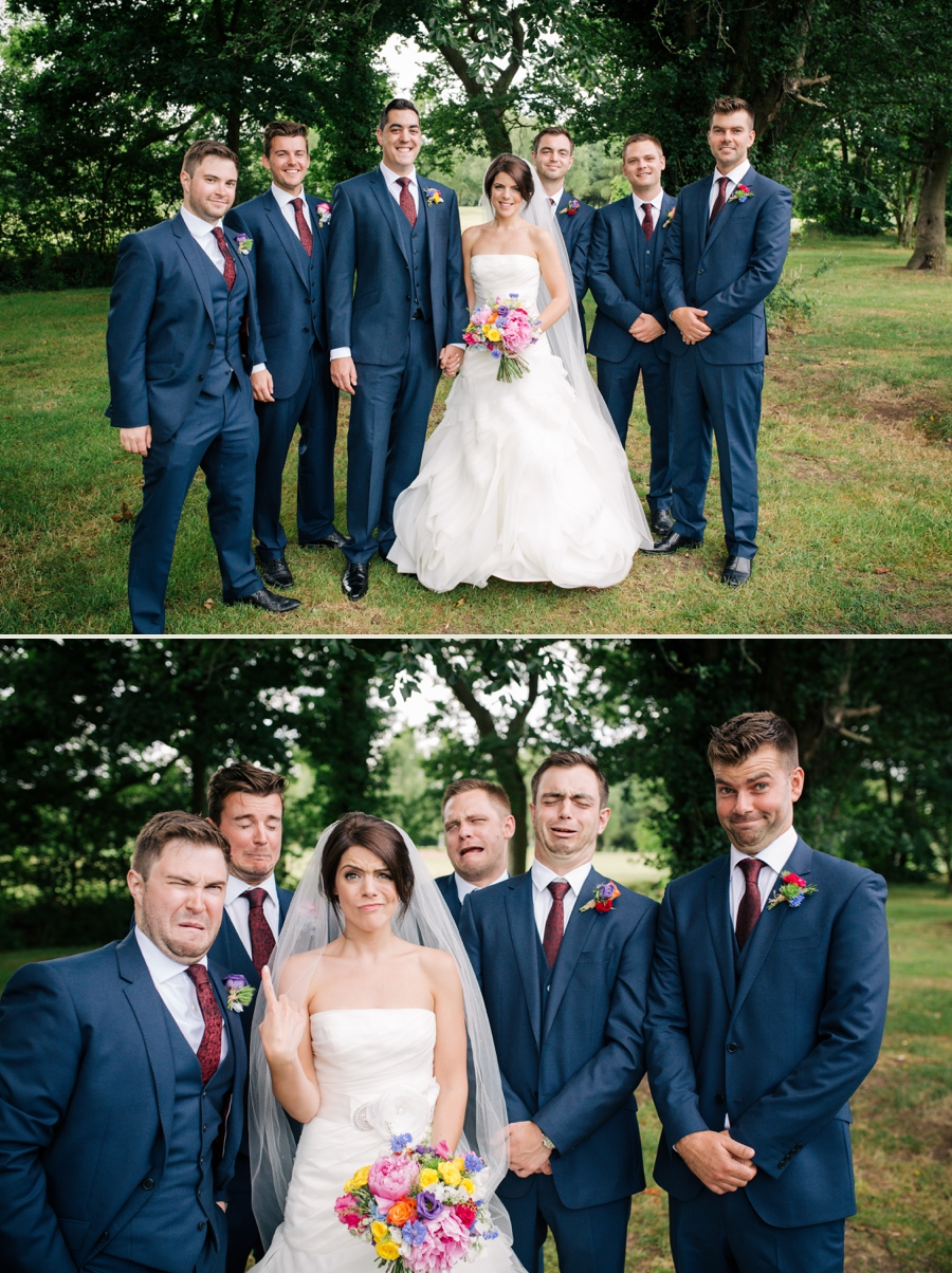 Cheshire Wedding Photographer Peover Golf Club Laura and Rob_0039