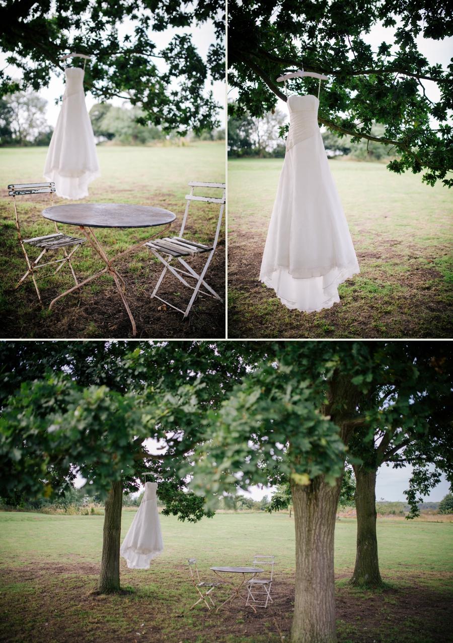 Hales Hall Barn wedding photographer