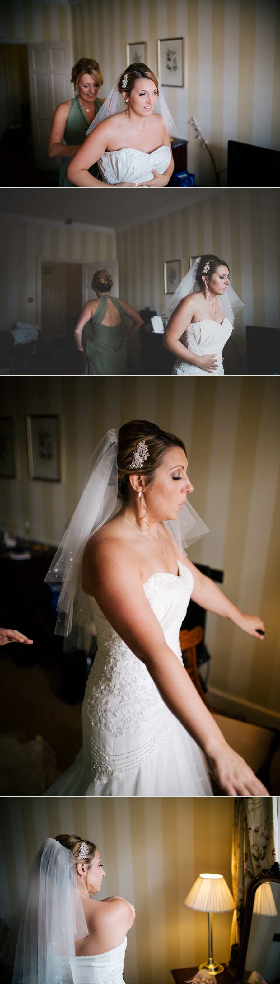 Cheshire Wedding Photographer Wynyard Hall Wedding Kim and Owen_0010