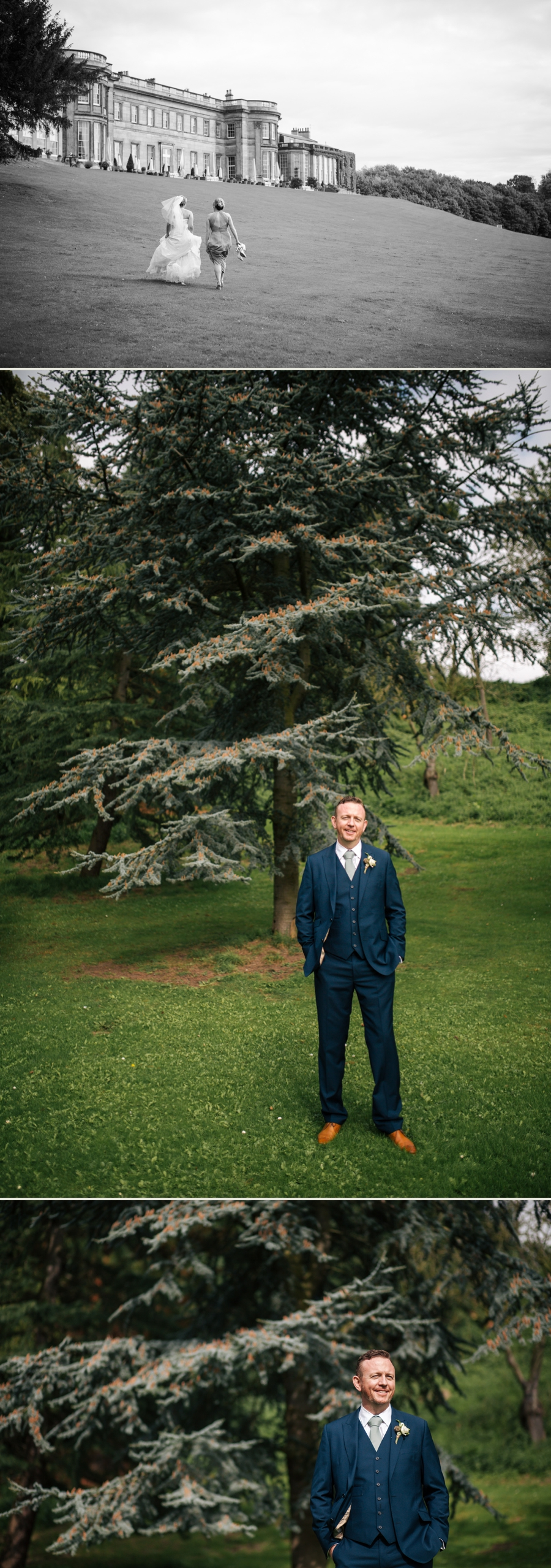 Cheshire Wedding Photographer Wynyard Hall Wedding Kim and Owen_0025
