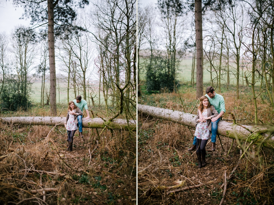 Somerset Wedding Photographer Emily and Lee Engagement Shoot_0002