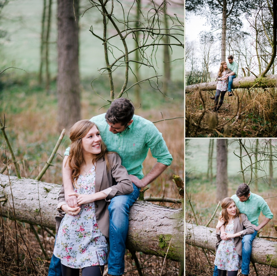 Somerset Wedding Photographer Emily and Lee Engagement Shoot_0003