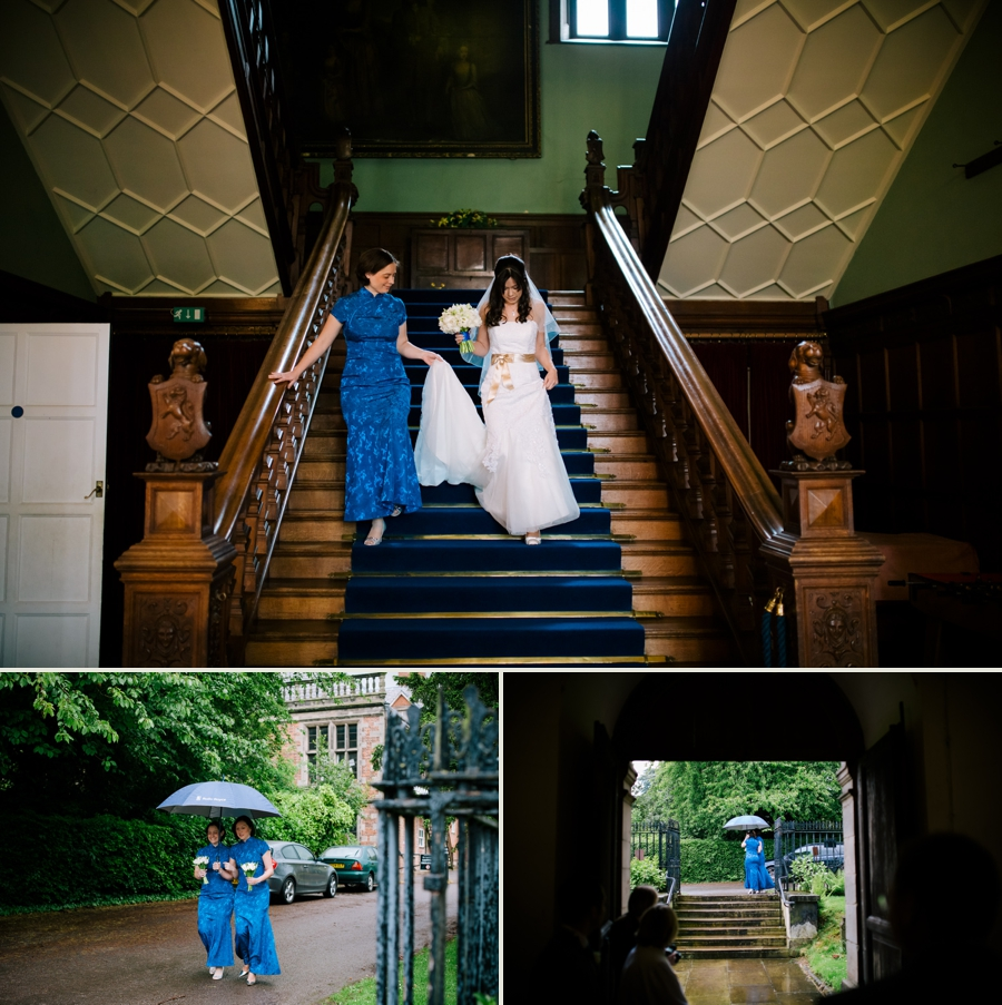 Somerset Wedding Photographer Ingestre Hall Wedding Michelle and Christopher_0025