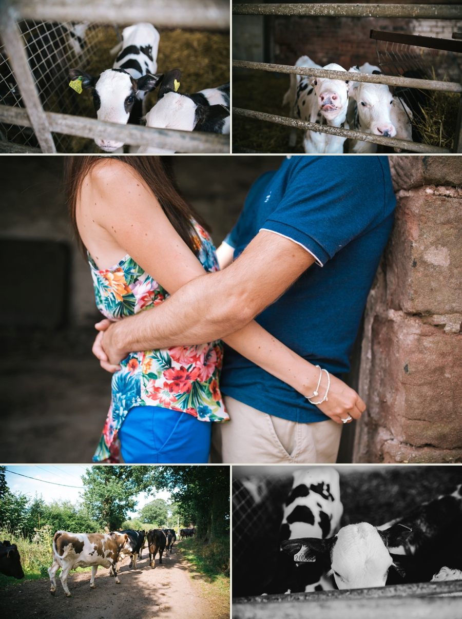 Shropshire Wedding Photograher Jo and James Engagement Shoot_0005