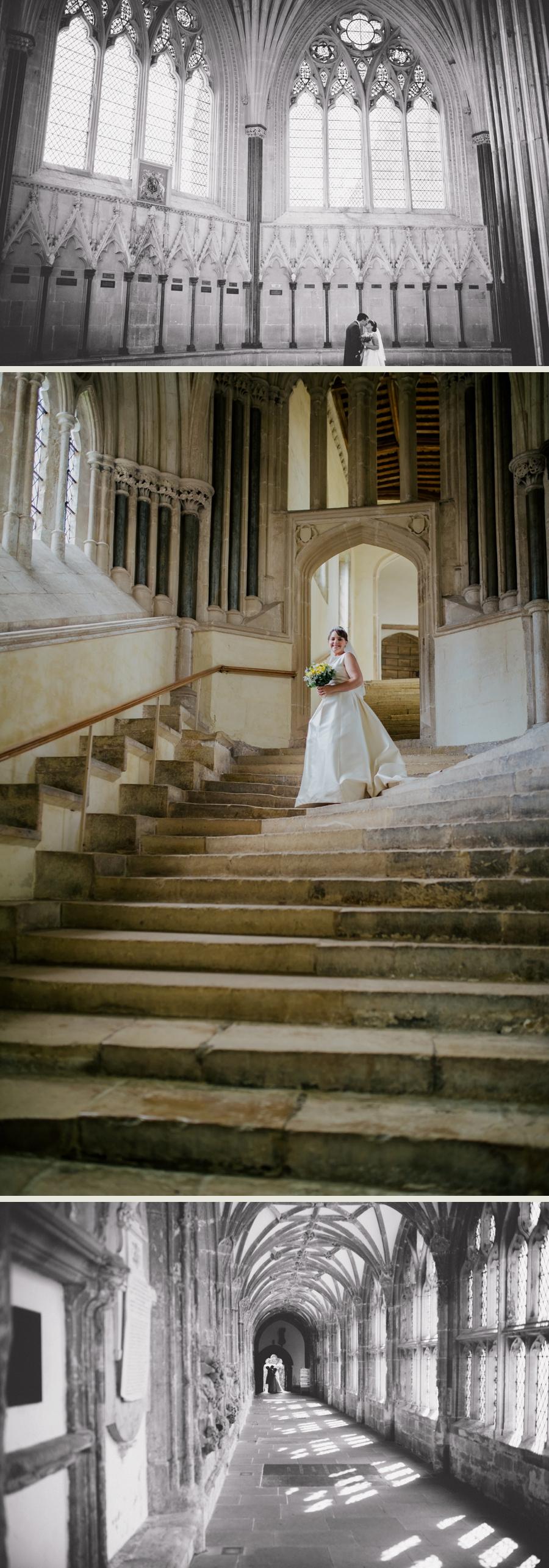 Somerset Wedding Photographer Wells Cathedral Wedding Sarah and Jason 313