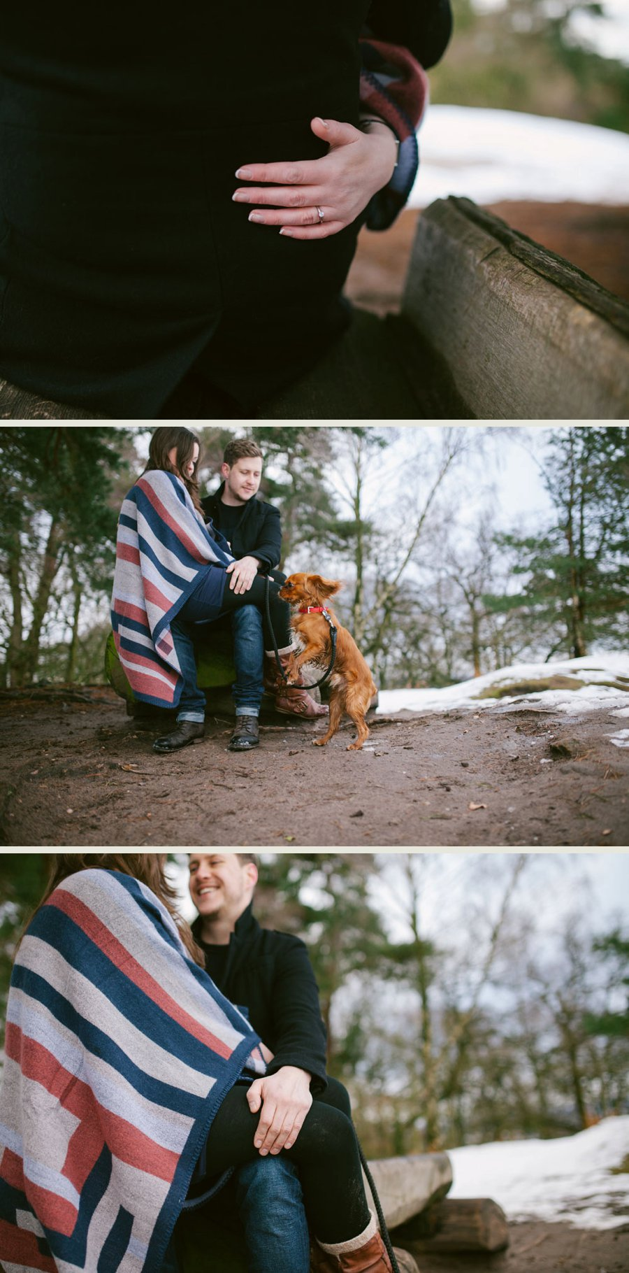 Cheshire Wedding Photographer Alderley Edge Engagement Shoot Sam and Pete_0002