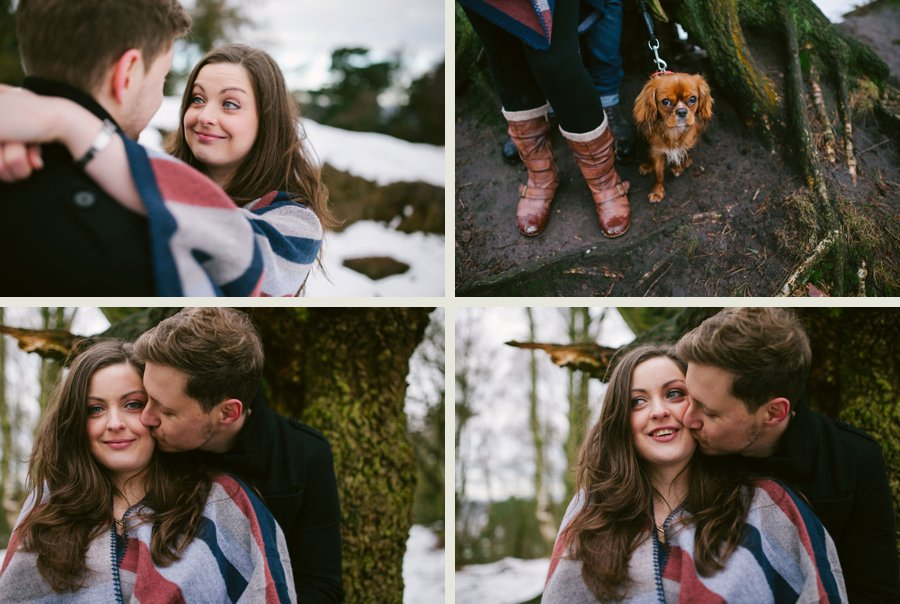 Cheshire Wedding Photographer Alderley Edge Engagement Shoot Sam and Pete_0005