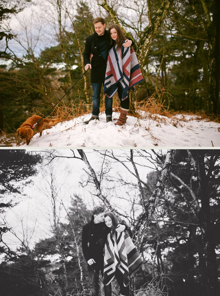 Cheshire Wedding Photographer Alderley Edge Engagement Shoot Sam and Pete_0008