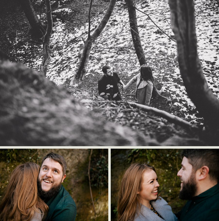 Cheshire Wedding Photographer Styal Mill Engagement Shoot Lucy and Lee_0007