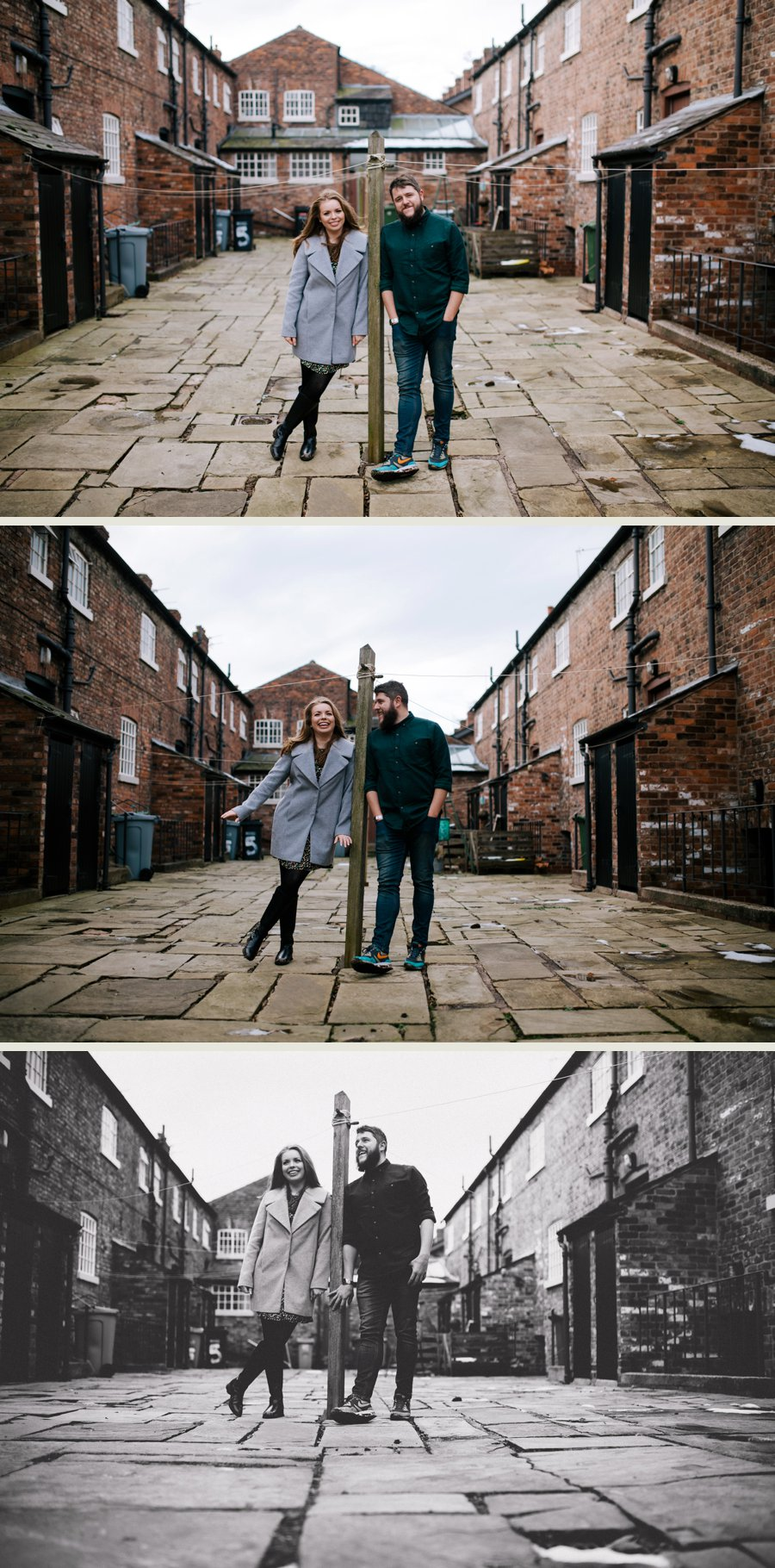 Cheshire Wedding Photographer Styal Mill Engagement Shoot Lucy and Lee_0013