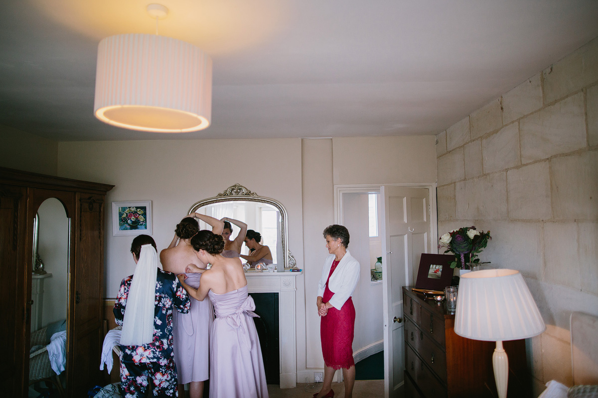 Wick Farm Bath wedding photographer