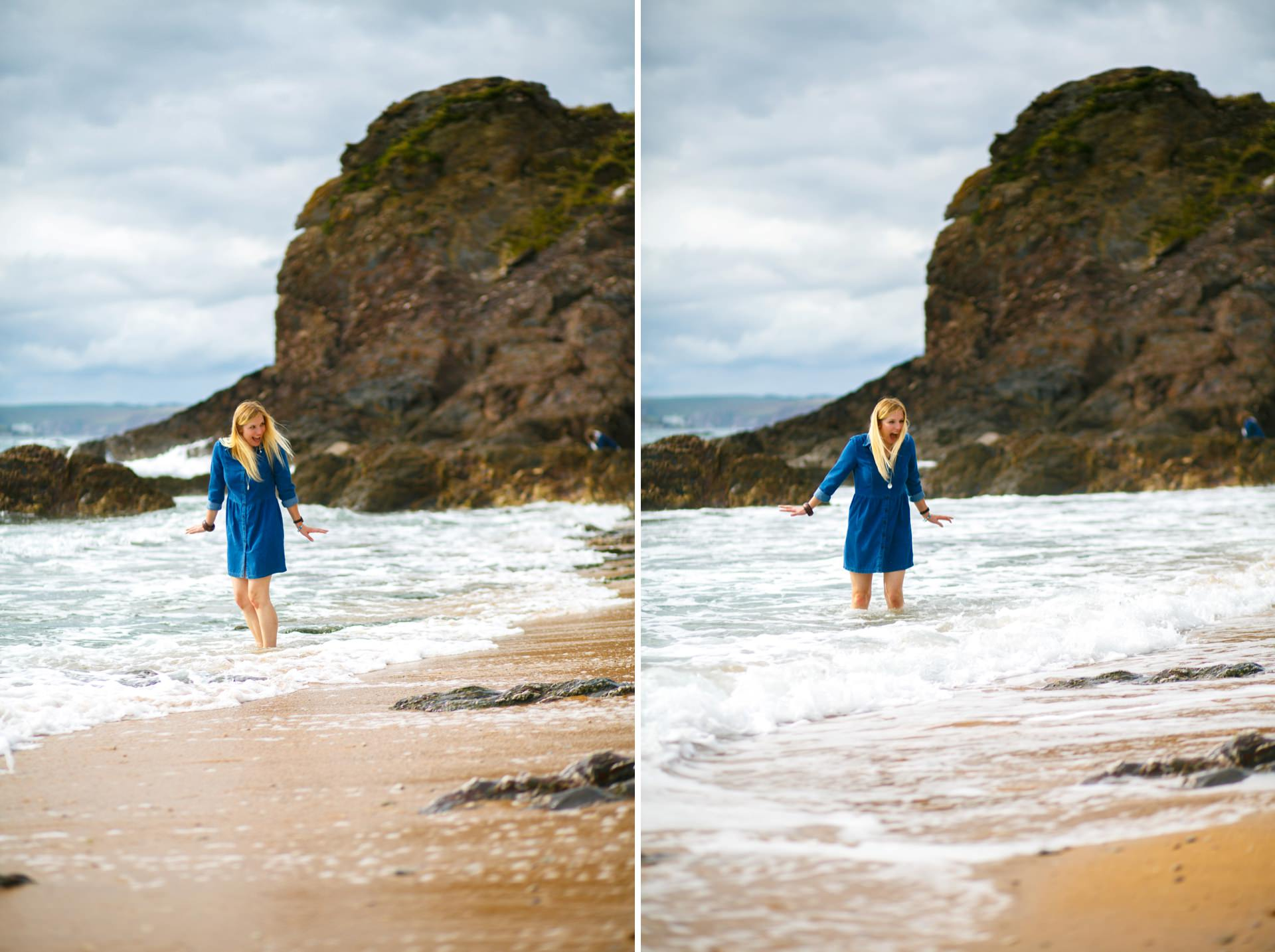 Salcombe wedding photographer Heather and Dale Hope Cove_0020